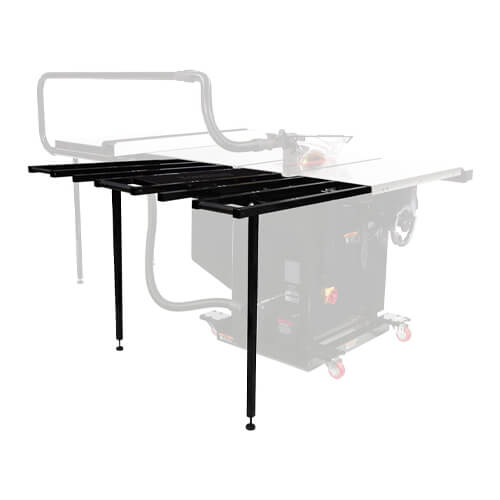 SawStop Folding Outfeed Table | PMC Woodworking Machinery & Tools | Hammond, LA