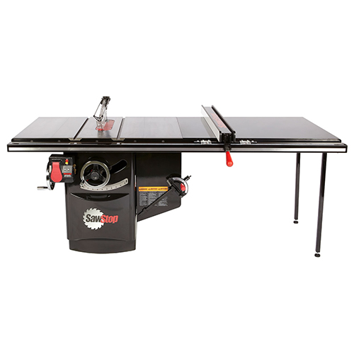 """SawStop 5HP 3PH_480V Industrial Cabinet Saw with 52"""" Fence - ICS53480-52 