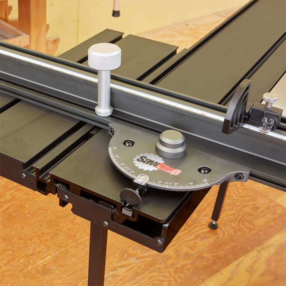 SawStop Sliding Crosscut Table Attachment | PMC Woodworking Machinery & Tools | Hammond, LA
