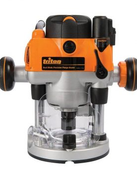 Dual Mode Precision Plunge Router 1400W _ 2-1_4 hp | PMC Woodworking Machinery & Tools | Hammond, LA