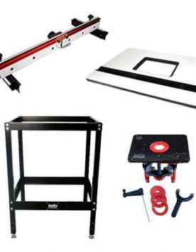 Jessem Mast-R-Lift II Basic Router Table Package | PMC Woodworking Machinery & Tools | Hammond, LA