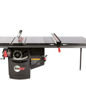 """SawStop 5HP 3PH_230V Industrial Cabinet Saw with 52"""" Fence - ICS53230-52   PMC Woodworking Machinery & Tools   Hammond, LA"""